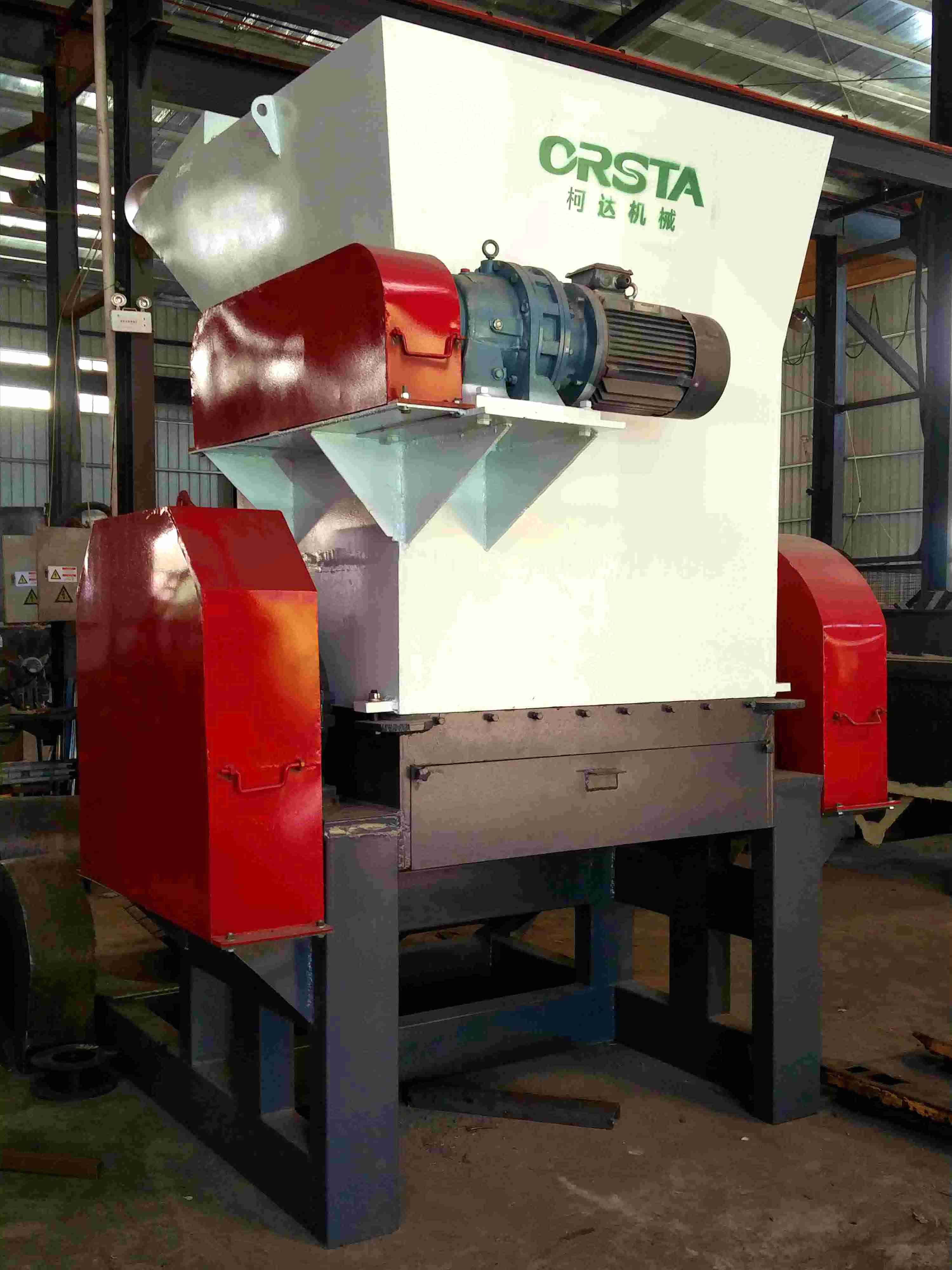PET/HDPE Bottle/ Container Crusher/Grinder